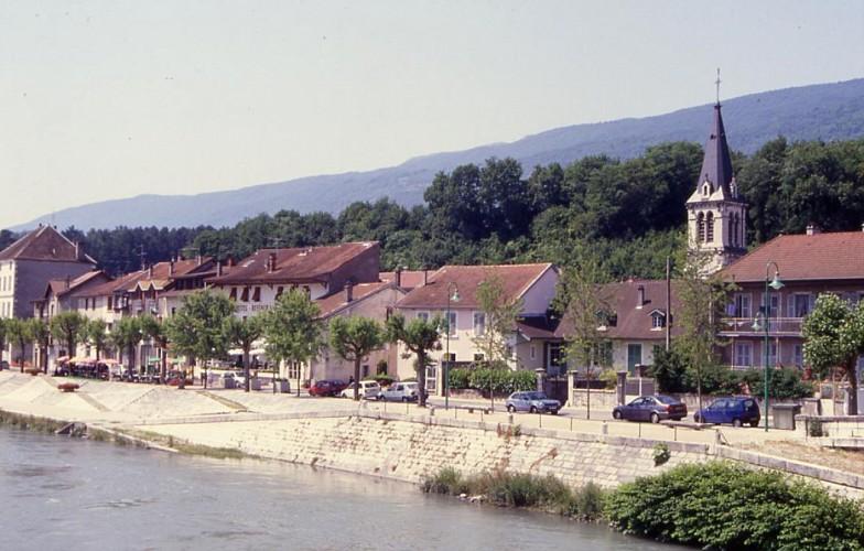 Bourgs de Seyssel