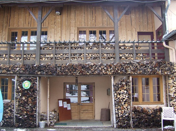 Chalet le Jura