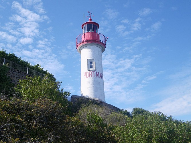 phare de Port Manec'h
