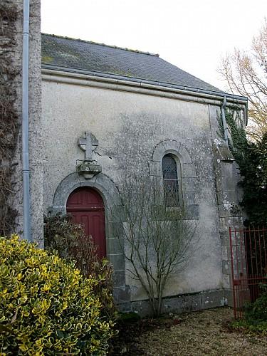 La métairie de la Née et sa chapelle
