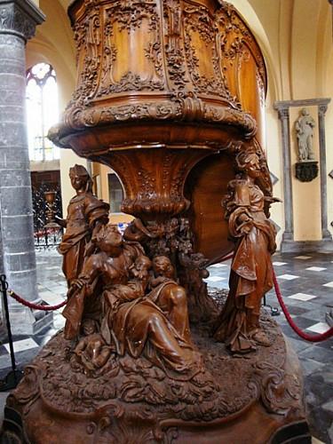 Cathédrale Notre-Dame de Tournai