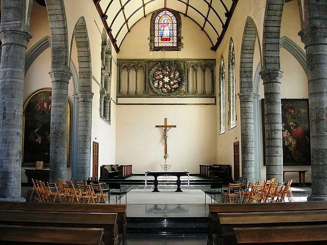 Eglise du séminaire