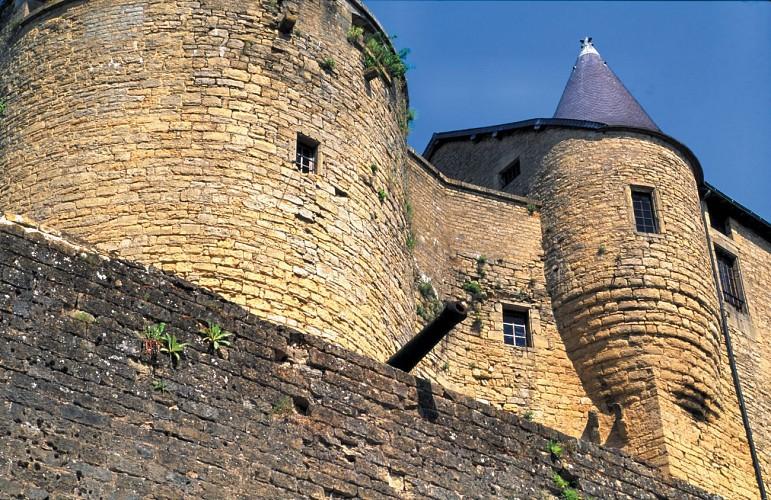 Le château fort de Sedan