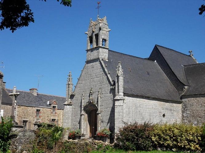 Le Gorvello Eglise St Jean Baptiste