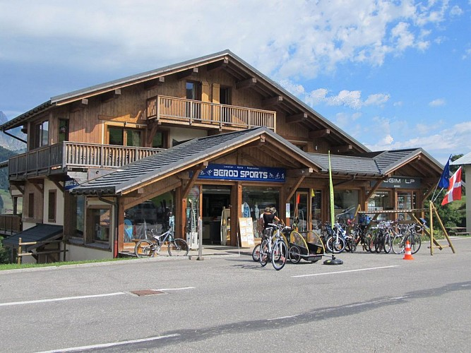 Bérod Sports (Village)
