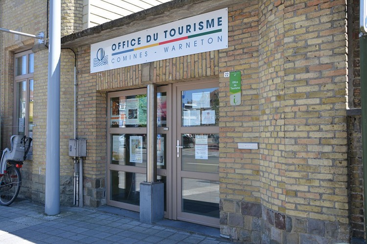 Comines-Warneton tourist information office
