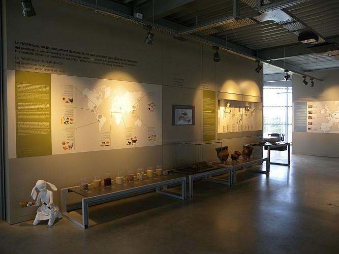 UNESCO : Minières néolithiques de Spiennes / SILEX'S
