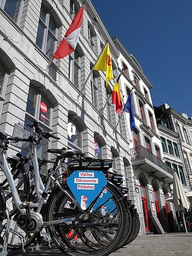 Visit Mons / Maison du Tourisme de la Région de Mons
