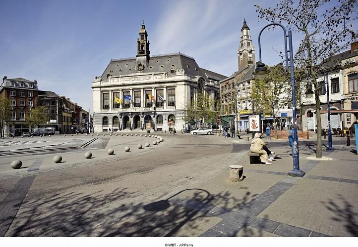 UNESCO : Beffroi de Charleroi