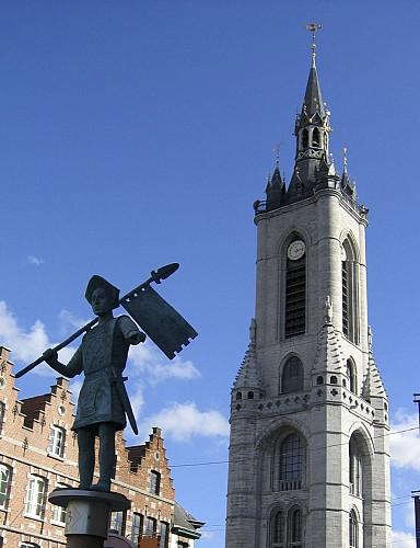 UNESCO : Beffroi de Tournai