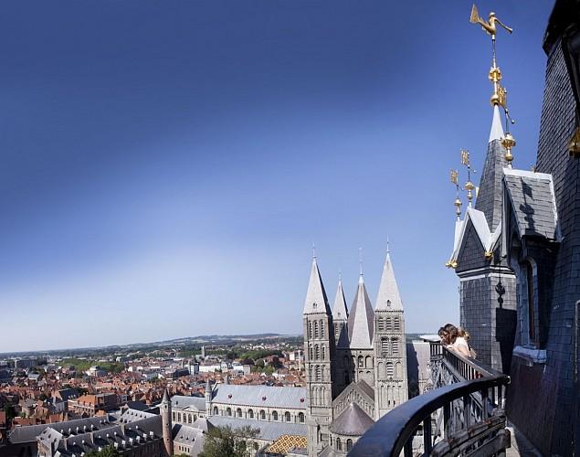UNESCO : Cathédrale Notre-Dame de Tournai