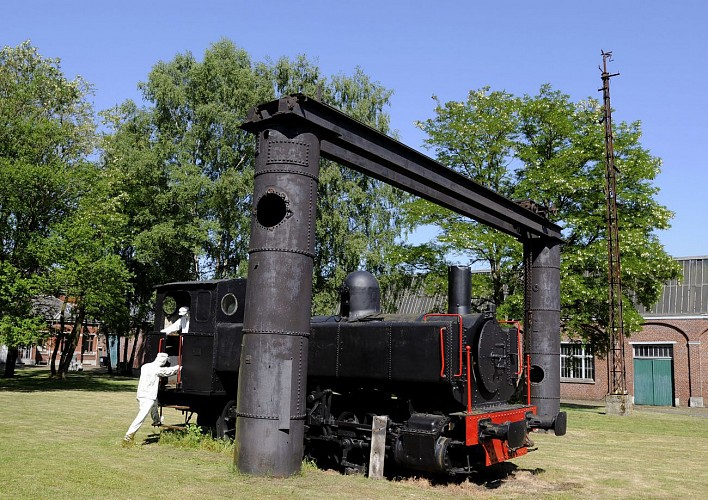 UNESCO : Site minier du Bois-du-Luc