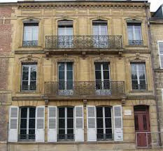 Vieux Moulin : Musée Arthur Rimbaud