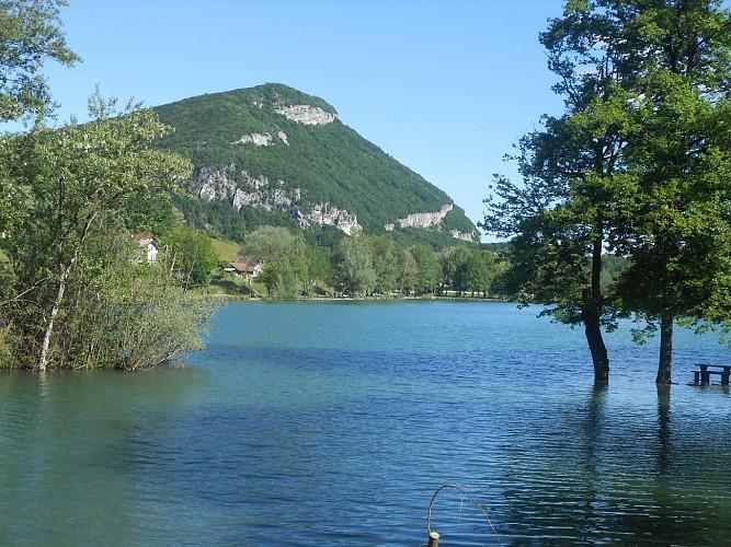 Lac de la Balme de Sillingy
