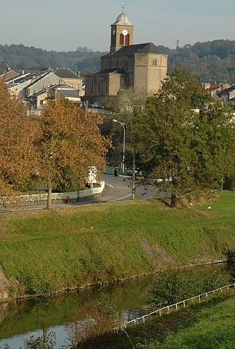 Entrée de la Vallée de la Meuse - Porte de l'Ardenne