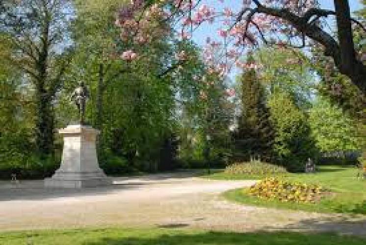 Statue du Chevalier Bayard