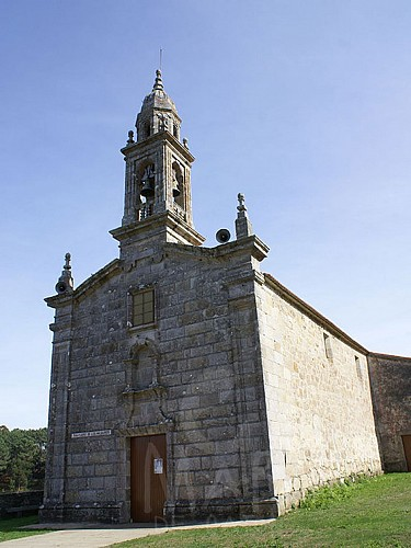 SHRINE OF VIRGEN DE LOS MILAGROS