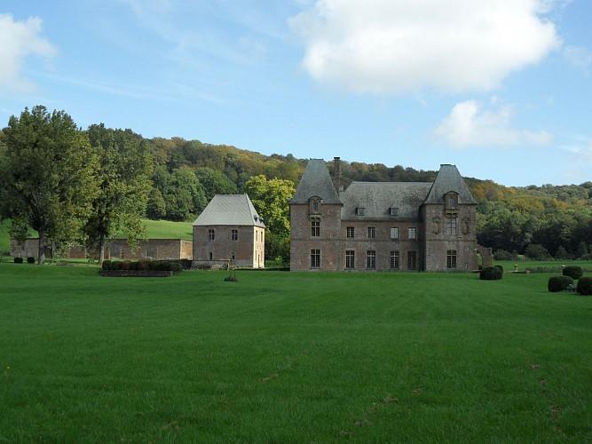 De kartuizerkerk van Le Mont-Dieu