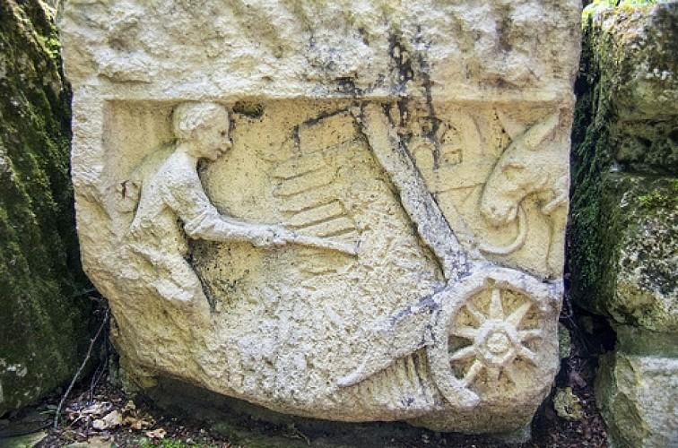 Het Archeologisch Park en het Lapidair Museum