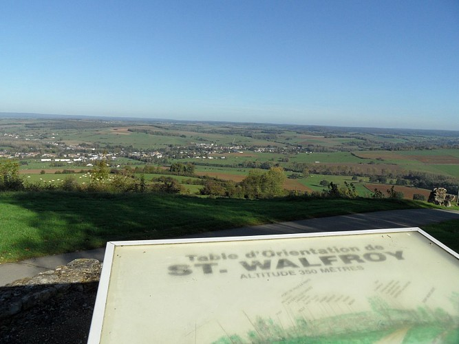L'ermitage de Saint Walfroy