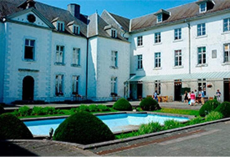 Het kasteel van Carlsbourg