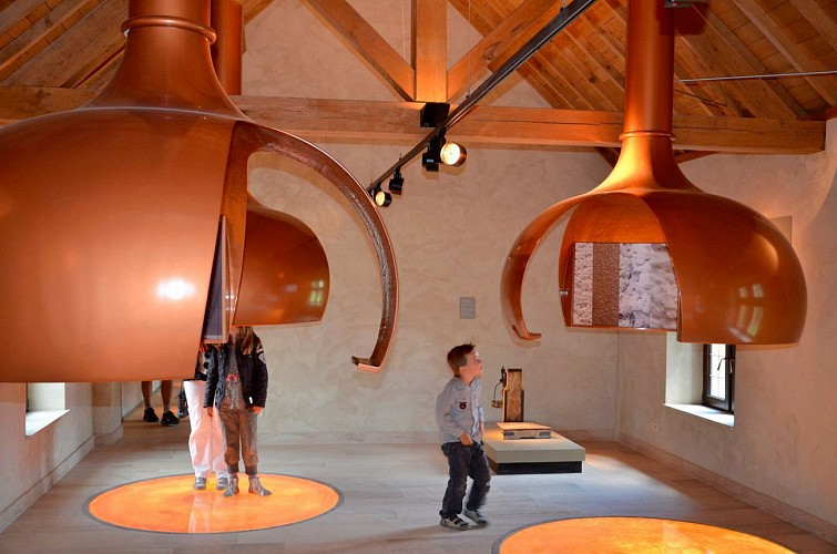 The Orval Abbey beer museum