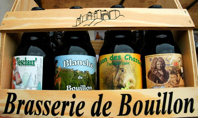The Bouillon brewery