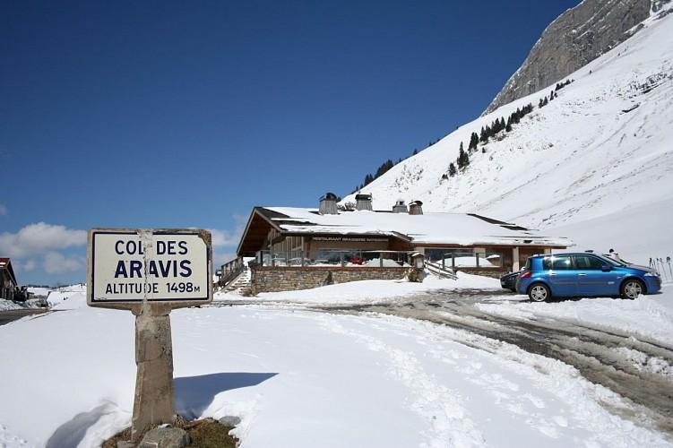 "La Porte des Aravis ""Chez Bruno"""