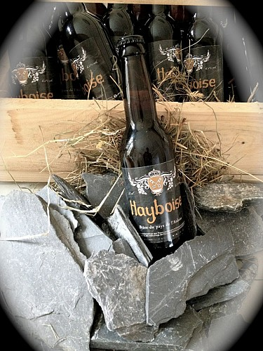 The Haybes brewery
