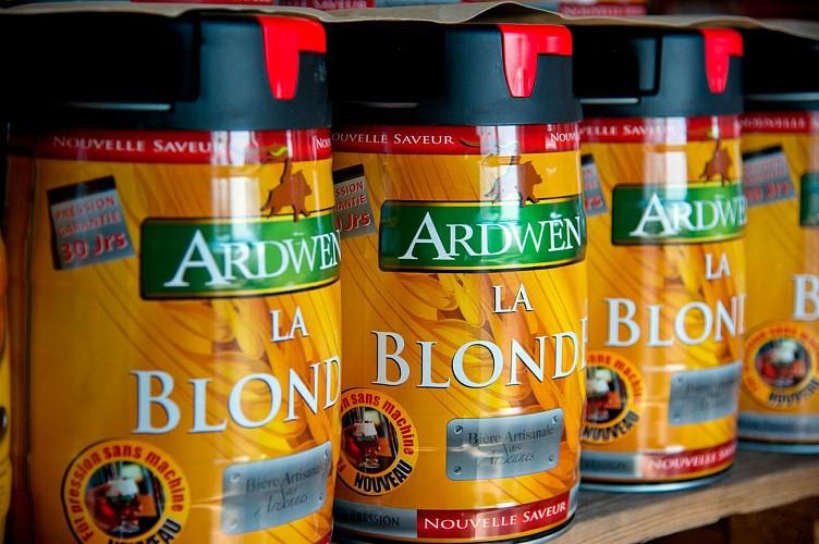 The Ardwen brewery