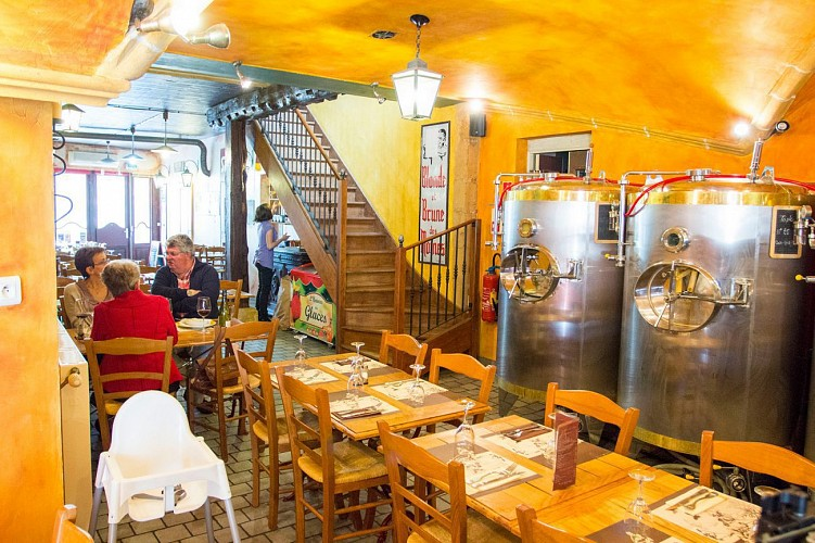 De ambachtelijke brouwerij van het Kasteel