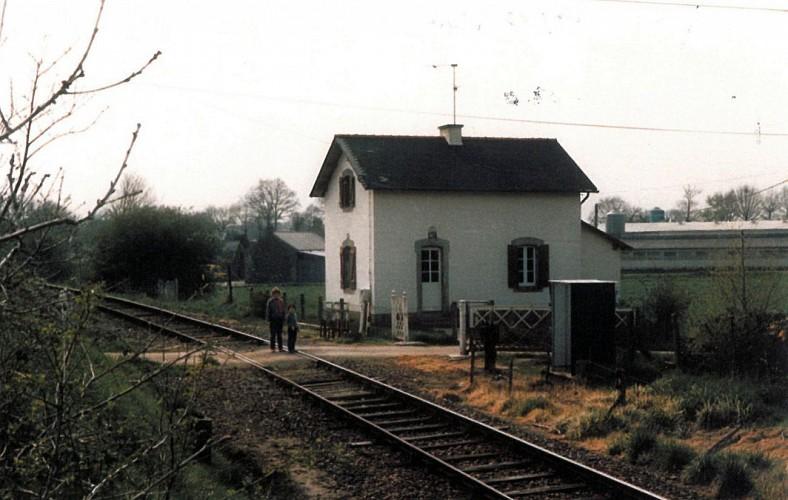 Voie verte, ancienne voie ferrée