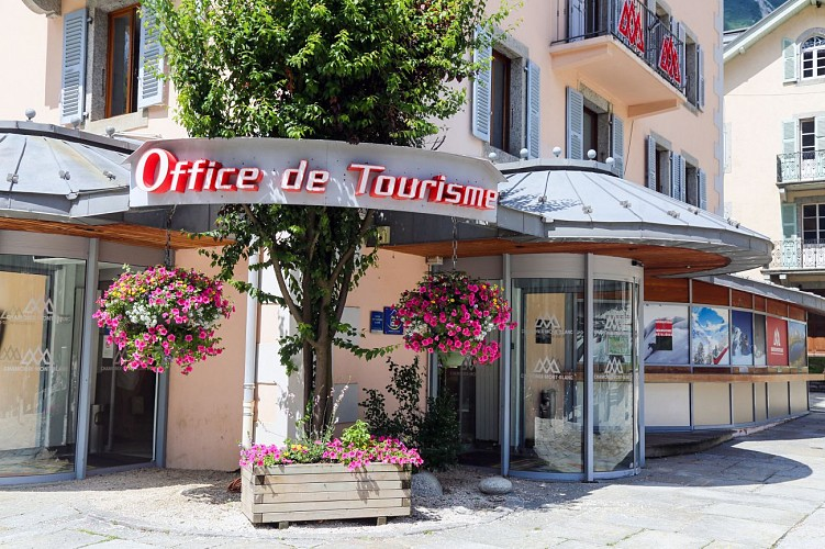 Chamonix tourist office