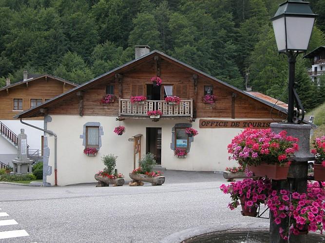 Fremdenverkehrsamt des Val d'Arly - Büro La Giettaz