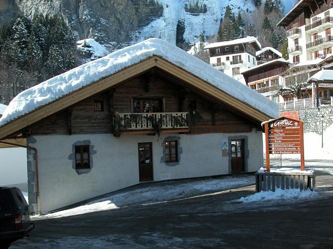 Tourist Office of Val d'Arly - La Giettaz Office