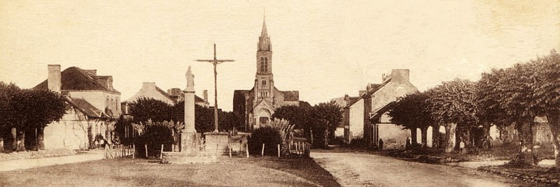 Colpo, Avenue de la Princesse Bacciochi