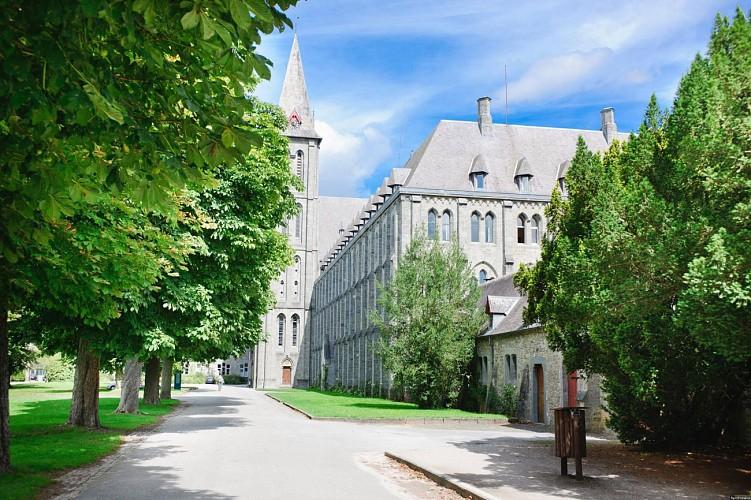 Maredsous - L'abbaye
