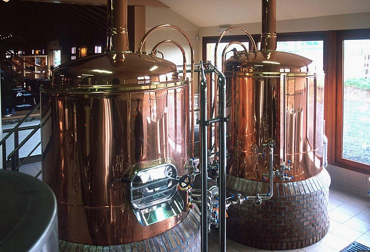 Bierbrouwerij 'Brasserie des Fagnes'