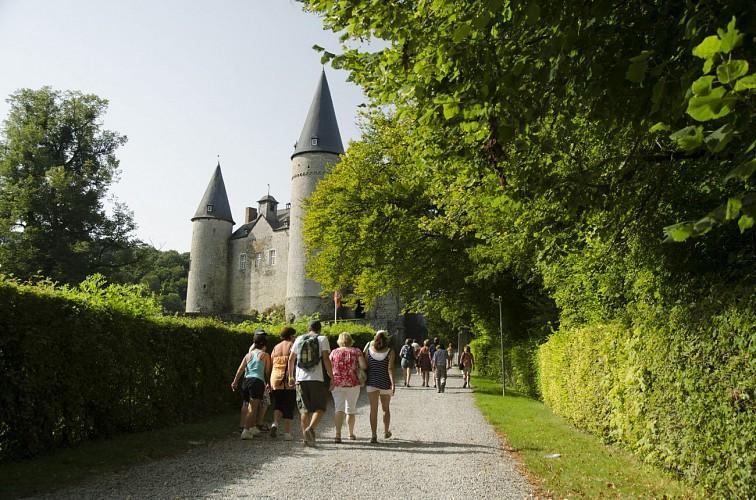 Le château de Vêves