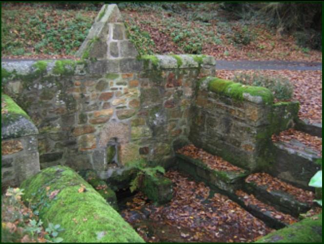 La source Saint Colomban