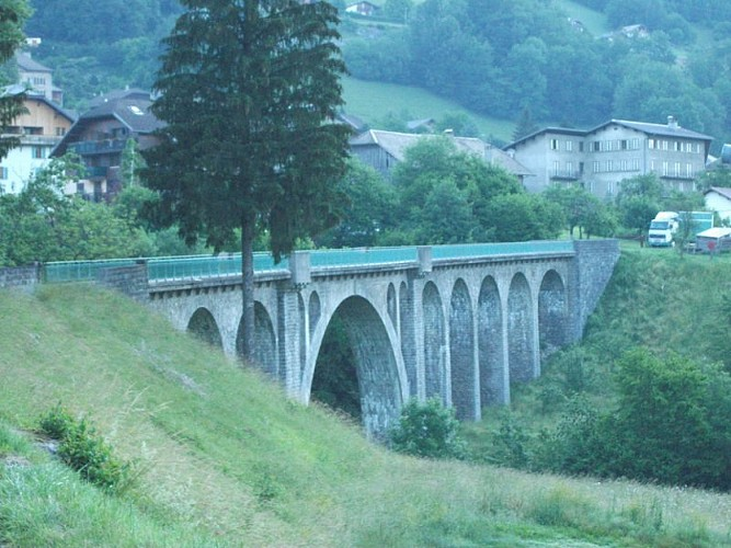 Viaduct of Mieussy