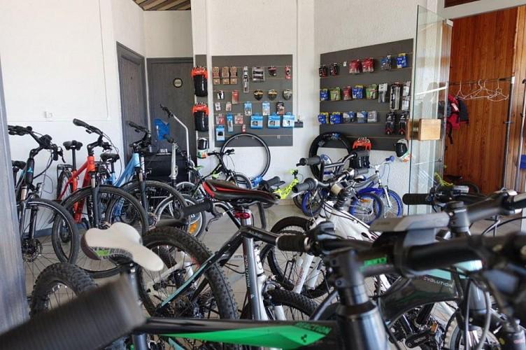 Espace Bike - Bicycle rentals