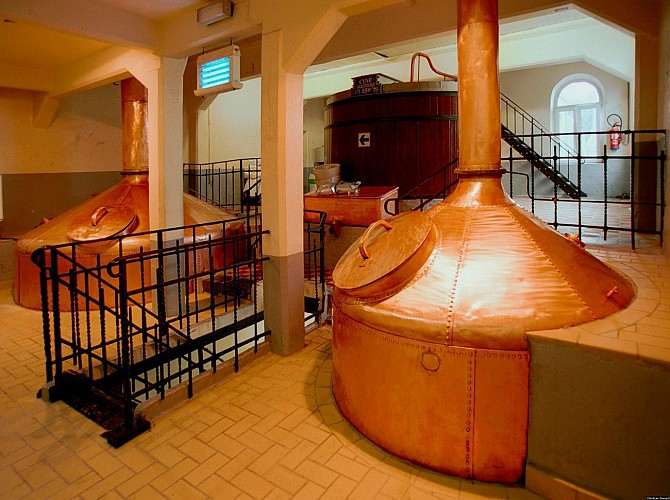 The Bocq brewery