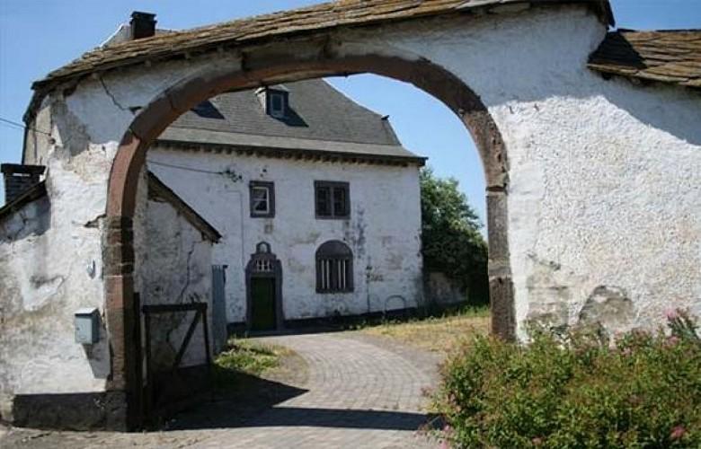 Gouvy village