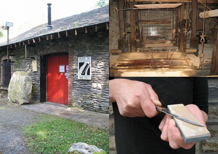 Musée du coticule à Salmchâteau