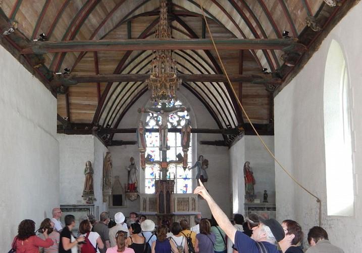 Saint Avé, Chapelle Notre Dame du Loc