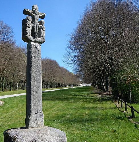 Saint Avé, Croix de Beauregard