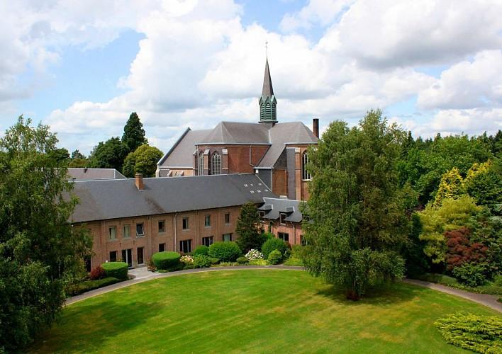 Scourmont Abbey