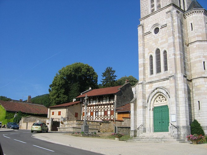 Musée du Revermont - Place de Cuisiat