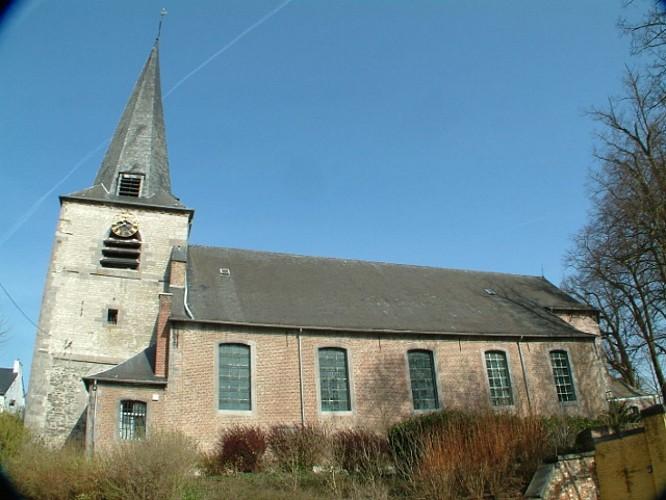 Eglise Saint-Etienne (classé)